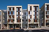 University of Edinburgh - Salisbury Court Student Residences