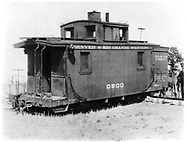 AMP05 Cabooses & Freight Cars
