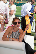 MIRANDA MARSHA, Veuve Clicquot Gold Cup, Cowdray Park, Midhurst. 21 July 2013