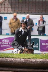Guerdat Steve (SUI) - Sidney VIII <br /> Derby de la région des Pays de la Loire<br /> CSIO La Baule 2013<br /> © Dirk Caremans