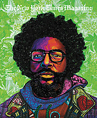 October 13, 2021 - USA: Questlove Covers The New York Times Magazine