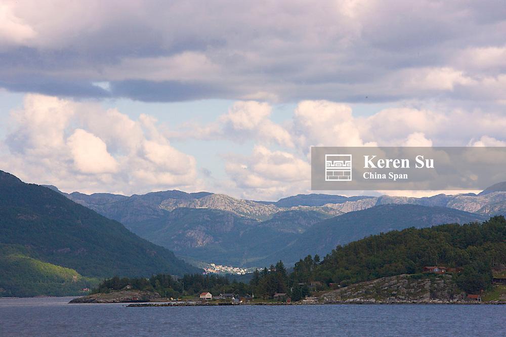 Lysefjorden, Forsand, Rogaland, Norway