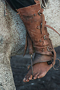 Amerindian Cowboy<br /> Savanna <br /> Rurununi<br /> GUYANA<br /> South America