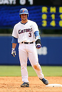 09 June 2012: Florida's Mike Zunino. The University of Florida Gators defeated the North Carolina State University Wolfpack 7-1 at Alfred A. McKethan Stadum in Gainesville, Florida in Game 1 of their NCAA College Baseball Super Regional series.
