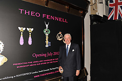 RUPERT HAMBRO at a party to celebrate the opening of luxury jewellers Nourbel & Le Cavelier first boutique in London in Burlington Arcade, London on 14th June 2012.