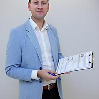 Nederland, Amsterdam , 10 december 2014.<br /> Kjeld Aij, hoofd OK VUmc.<br /> Foto:Jean-Pierre Jans