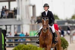 Baeten Louke, BEL, Paradise Ter Leydonck<br /> BK Young Horses 2020<br /> © Hippo Foto - Sharon Vandeput<br /> 6/09/20