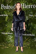 012418 'Pedro is Back', Pedro del Hierro parade during Mercedes Fashion Week