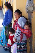 Tarahumara indians, Creel, Copper Canyon, Chihuaua, Mexico