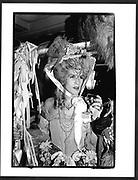 Paul Golding at the Piers Gaveston Ball. 13 May 1983. Park Lane Hotel. London.