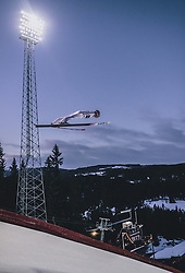 11.03.2020, Granasen, Trondheim, NOR, FIS Weltcup Skisprung, Raw Air, Trondheim, Herren, im Bild Johann Andre Forfang (NOR) // Johann Andre Forfang of Norway during men's 3rd Stage of the Raw Air Series of FIS Ski Jumping World Cup at the Granasen in Trondheim, Norway on 2020/03/11. EXPA Pictures © 2020, PhotoCredit: EXPA/ JFK