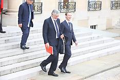 Facebook's CEO Mark Zuckerberg in Paris - 23 May 2018