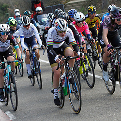18-04-2021: Wielrennen: Amstel Gold Race women: Berg en Terblijt: Anna van der Breggen