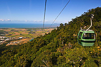 The sights and sites around Cairns, Austrailia, include iconic koalas, old railways, a SkyRail and many other attractions.