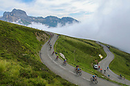 Col d'Aubisque during the 105th Edition of Tour de France 2018, cycling race stage 19, Lourdes - Laruns (200 km) on July 27, 2018 in Laruns, France - photo Kei Tsuji / BettiniPhoto / ProSportsImages / DPPI