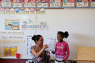 Melrose Leadership Academy is a Spanish dual immersion program in Oakland, California. The Kindergarten program began in August 2009. The images are from the 2009-2010 school year. MLA is an OUSD school and not a charter school.