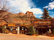 Southwestern Utah, lodging and food, Boulder, Utah, just outside Escalante National Monument (Park)
