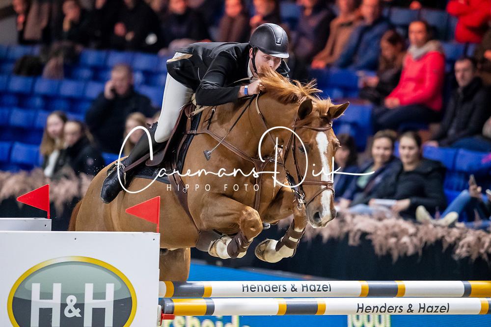 Hanlon Roy, BEL, Granit van het Roelhof<br /> Jumping Mechelen 2019<br /> © Hippo Foto - Dirk Caremans<br />  26/12/2019