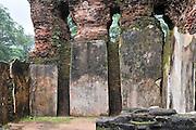 Sri Lanka, Polonnaruwa, UNESCO world heritage site