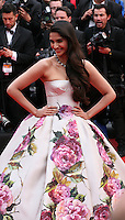 Sonam Kapoor at the gala screening of Jeune & Jolie at the 2013 Cannes Film Festival 16th May 2013