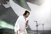 Rinôçérôse band performs live concert at the SOS festival- Murcia