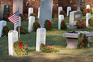Wreaths Across America Ceremony at West Point Cemetery