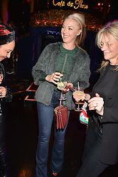 Tamara Beckwith at the SheInspiresMe Dance in aid of Women for Women International held at the Café de Paris, 3 Coventry Street, London England. 25 January 2017.