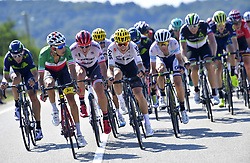 July 18, 2017 - Romans-Sur-Isere, France - ROMANS-SUR-ISERE, FRANCE - JULY 18 : ARU Fabio of Astana Pro Team during stage 16 of the 104th edition of the 2017 Tour de France cycling race, a stage of 165 kms between Le Puy-en-Velay and Romans-Sur-Isere on July 18, 2017 in Romans-Sur-Isere, France, 18/07/2017 (Credit Image: © Panoramic via ZUMA Press)