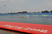Shunyi, CHINA.  at the 2008 Olympic Regatta, Shunyi Rowing Course. Tuesday 12.08.2008  [Mandatory Credit: Peter SPURRIER, Intersport Images]