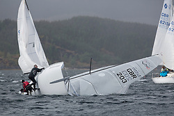 Day one of the Silvers Marine Scottish Series 2015, the largest sailing event in Scotland organised by the  Clyde Cruising Club<br /> Racing on Loch Fyne from 22rd-24th May 2015<br /> <br /> GBR2013, Battlecruiser, Tony Lewis, Ullswater YC<br /> <br /> <br /> Credit : Marc Turner / CCC<br /> For further information contact<br /> Iain Hurrel<br /> Mobile : 07766 116451<br /> Email : info@marine.blast.com<br /> <br /> For a full list of Silvers Marine Scottish Series sponsors visit http://www.clyde.org/scottish-series/sponsors/