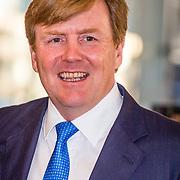 NLD/Tilburg//20170403 - Koningsdagconcert in Tilburg 2017, Koning Willem Alexander
