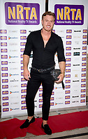 Kris Boyson  at the National Reality TV Awards in Porchester Hall  london photo by Brian Jordan