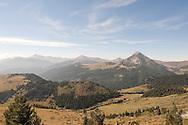 View from the trail above Milishevc, Kosovo © Rudolf Abraham