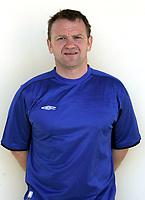Fotball / Football<br /> La Manga - Spain<br /> 18.03.2007<br /> Portrett Portretter Sparta Sarpsborg<br /> Foto: Morten Olsen, Digitalsport<br /> <br /> Kai A. Andersen - hovedtrener