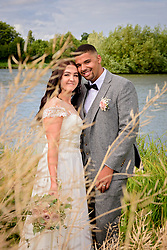 Wedding Photography at Three Lakes, Hertfordshire