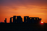 uk Weather stonehenge during the coronavirus outbreakphoto by Michael Palmer