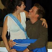 1e Repetitiedag de Jantjes, cast, Birgit Schuurman en Dennis Overeem