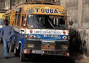 Dakar Bus Station - Senegal