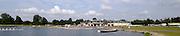 Eton,  GREAT BRITAIN. General Views of the Eton  Boathouse and regatta course,  Eton Schools' Regatta, Eton Rowing Centre, Dorney Lake. [Finish of cancelled National Schools Regatta], Saturday, 07/06/2008  [Mandatory Credit:  Peter SPURRIER / Intersport Images] Rowing Courses, Dorney Lake, Eton. ENGLAND Eton College, Boat house,