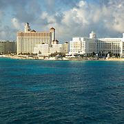 Riu hotels in Cancun. Quintana Roo, Mexico