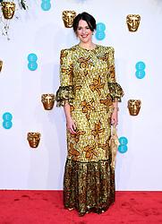 Sophie Harman attending the 72nd British Academy Film Awards held at the Royal Albert Hall, Kensington Gore, Kensington, London.