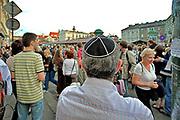 Nowy Square, Kazimierz (Jewish Quarter) Cracow, Poland