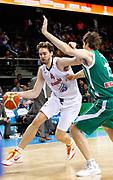 DESCRIZIONE : Kaunas Lithuania Lituania Eurobasket Men 2011 Quarter Final Round Spagna Slovenia Spain Slovenia<br /> GIOCATORE : Pau Gasol<br /> CATEGORIA : palleggio<br /> SQUADRA : Spagna Spain<br /> EVENTO : Eurobasket Men 2011<br /> GARA : Spagna Slovenia Spain Slovenia<br /> DATA : 14/09/2011<br /> SPORT : Pallacanestro <br /> AUTORE : Agenzia Ciamillo-Castoria/ElioCastoria<br /> Galleria : Eurobasket Men 2011<br /> Fotonotizia : Kaunas Lithuania Lituania Eurobasket Men 2011 Quarter Final Round Spagna Slovenia Spain Slovenia<br /> Predefinita :