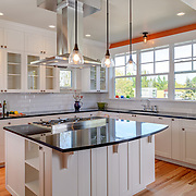 Queen Anne neighborhood home designed and built by Axion Design Build in Seattle, WA