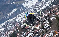 30.01.2016, Normal Hill Indiviual, Oberstdorf, GER, FIS Weltcup Ski Sprung Ladis, Bewerb, im Bild Yuka Seto (JPN) // Yuka Seto of Japan during her Competition Jump of FIS Ski Jumping World Cup Ladis at the Normal Hill Indiviual, Oberstdorf, Germany on 2016/01/30. EXPA Pictures © 2016, PhotoCredit: EXPA/ Peter Rinderer