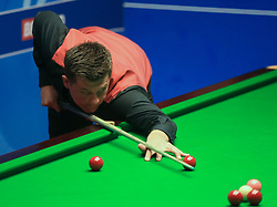 Ryan Day on day five of the Betfred Snooker World Championships at the Crucible Theatre, Sheffield.