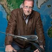 Portrait of travel expert Peter Greenberg.