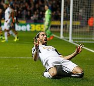 Swansea City v Hull City 091213