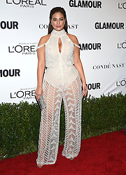 November 14, 2016 - Hollywood, California, U.S. - Ashley Graham arrives for the Glamour Women of the Year Awards 2016 at the Neuehouse Hollywood. (Credit Image: © Lisa O'Connor via ZUMA Wire)