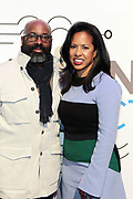 New York, NY-March 15: (L-R) Richelieu Dennis, CEO, Sundail Brands & Essence Ventures and Michelle Ebanks (Honoree), President, Essence Ventures attend the 2018 'Humanity of Connection' Awards Ceremony powered by AT&T and held at Jazz at Lincoln Center on March 15, 2018 in New York City. (Photo by Terrence Jennings/terrencejennings.com)